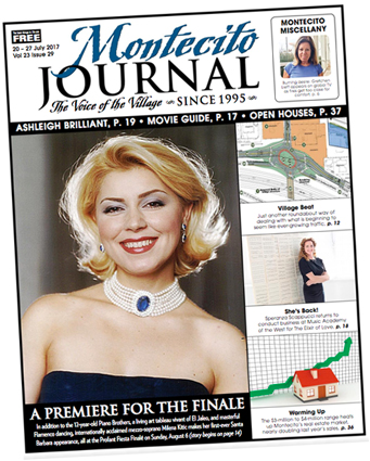 Montecito Journal July 28th 2016 Issue